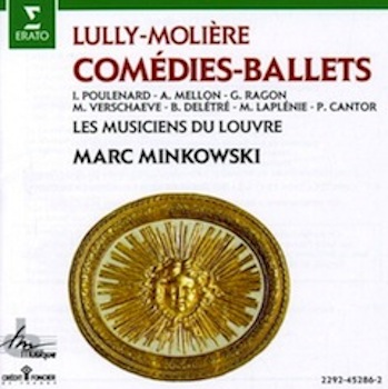 Lully - Les comédies-ballets